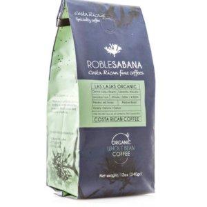 Organic coffee Las Lajas