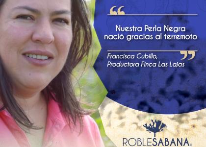 Francisca Cubillo Las Lajas